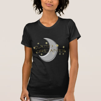 Lucid Dreamer Moon and Stars T-Shirt