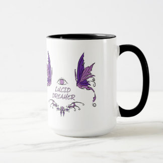 Lucid Dreaming Coffee Mug/Cup. Mug