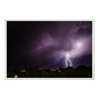 Lucid Lightning Poster
