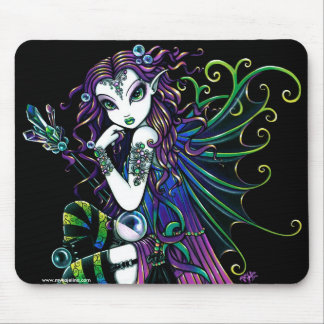 Lucida Crystal Rainbow Fairy Mousepad