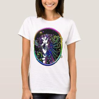 """""""Lucidia"""" Crystal Rainbow Fairy Tank-Top T-Shirt"""