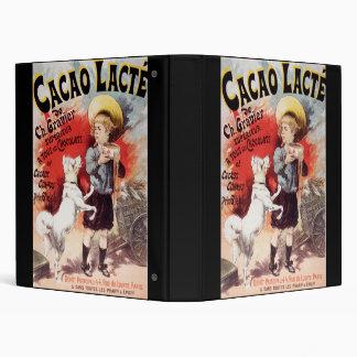 Lucien Lefevre Cacao Lacte Binder