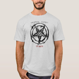 Lucifer's Closet EST. 666 A.D. Shirt