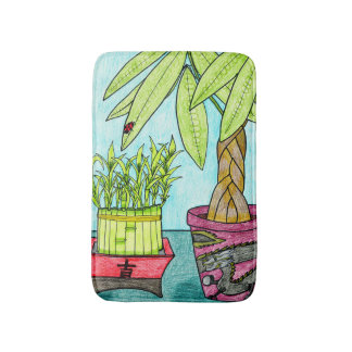 Luck And Fortune Bath Mat