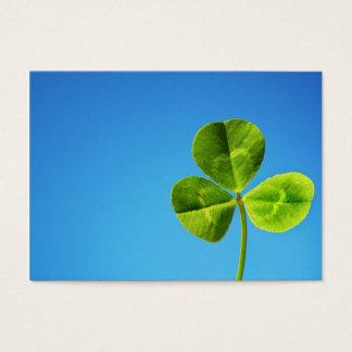 Luck Business Card