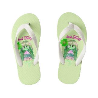 (Luck Fairy) Kid's Flip Flops