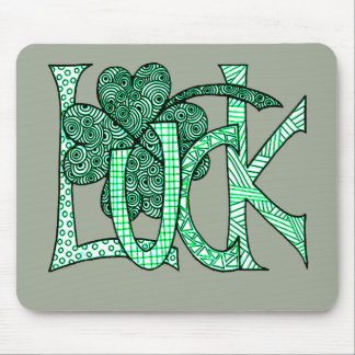 Luck Mouse Pad