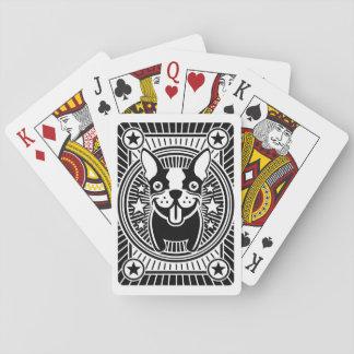 "Luck ""O the Boston Poker Deck"