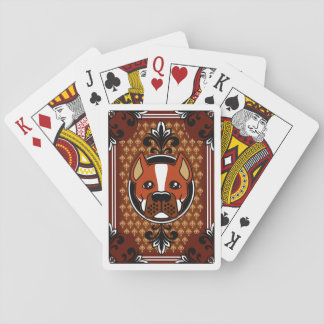 Luck 'O the Bully Playing Cards