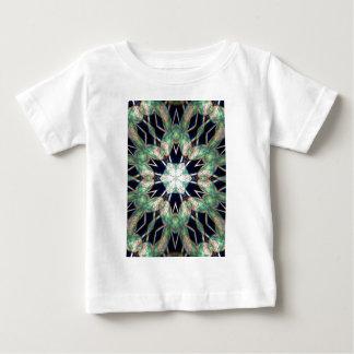 Luck of the Irish Flowers Baby T-Shirt