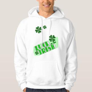 Luck of the Irish Hoodie