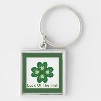 LUCK OF THE IRISH KEY CHAIN