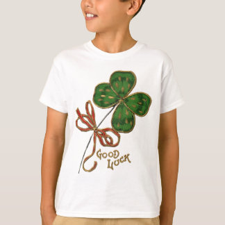 Luck of the Irish Kid's Shirt