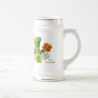 Luck of the Irish. St. Patrick's Day Gift Mugs