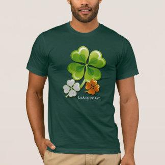 Luck of the Irish. St. Patrick's Day T-Shirts