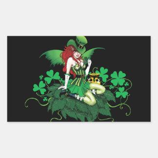 Luck of the Irish Sticker