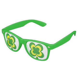 Luck of the Irish sunglasses