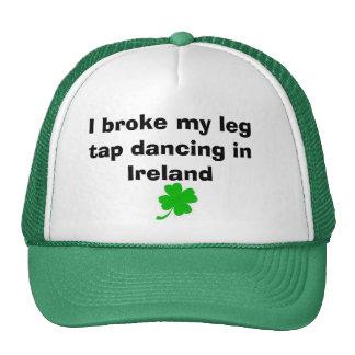 luck of the Irish Trucker Hat