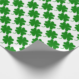 Luck of the Irish Wrapping Paper