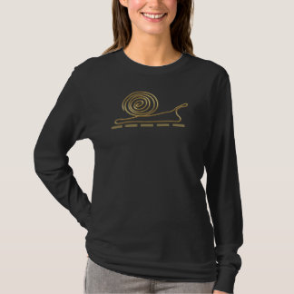 luck snail! T-Shirt