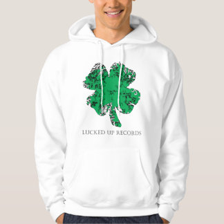Lucked Up Records Hoody