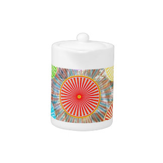 LUCKY7 Blessings Goodluck Chakra Rounds Circles