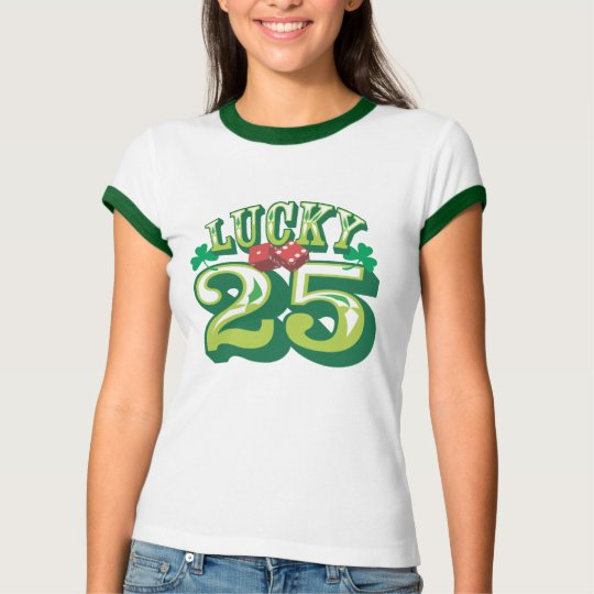 Lucky 25 Tee