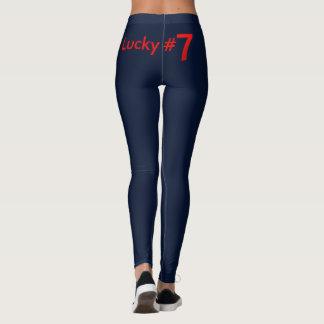 Lucky #7 leggings