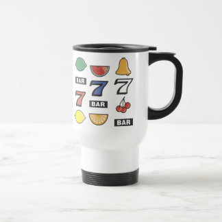 Lucky 7's travel mug