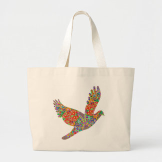 LUCKY Angel Bird Tote Bag