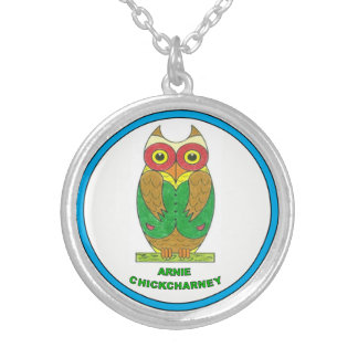 Lucky Arnie Chickcharnie necklace