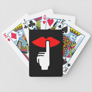 Lucky at Love Playing Cards