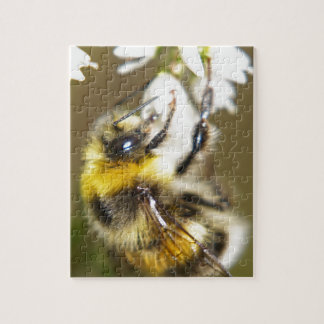 Lucky Bee Jigsaw Puzzle