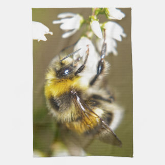 Lucky Bee Towels
