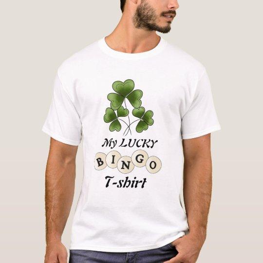 Lucky Bingo t-shirt