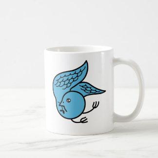 Lucky Bluebird Coffee Mug