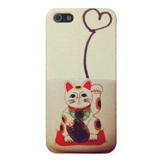 lucky cat manekineko case for the iPhone 5