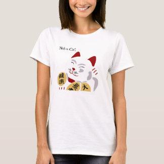 Lucky Cat Vector T-Shirt