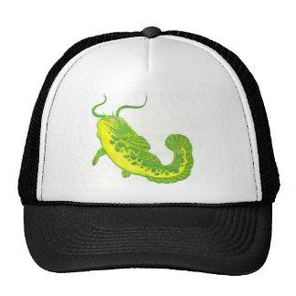 Lucky Catfish Mesh Hats