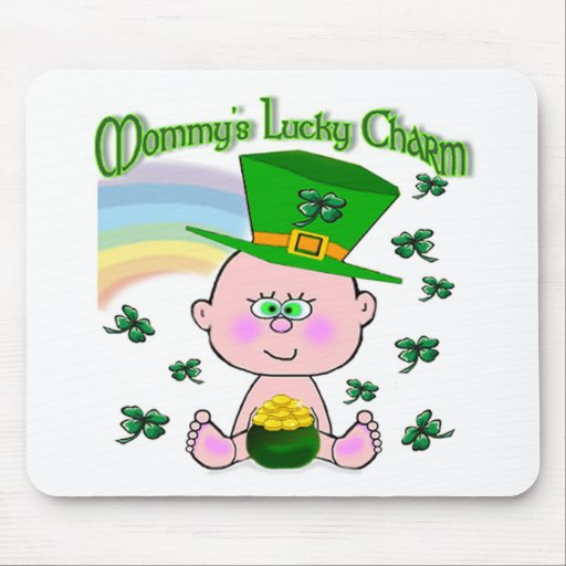Lucky Charm Gifts Mousepads