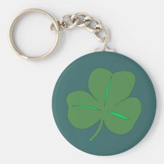 Lucky charm Irish Celebration Keychain