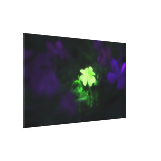 Lucky Charm (Stretched Canvas) Canvas Print