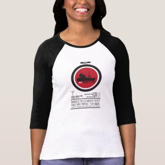 Lucky Chick Raglan T-Shirt