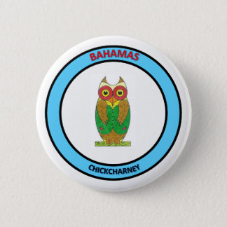 Lucky Chickcharnie button