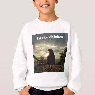 Lucky chicken 01.T Sweatshirt