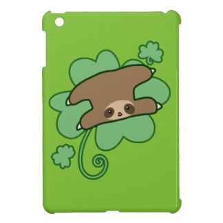 Lucky Clover Sloth iPad Mini Case