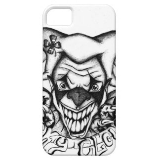 Lucky Clown logo iPhone 5 Covers