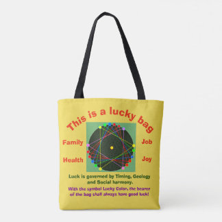 Lucky color bag (Yellow)
