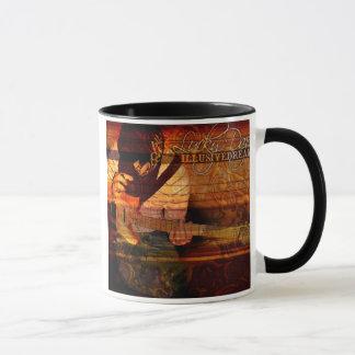 Lucky Daze Illusive Dream Coffee Mug