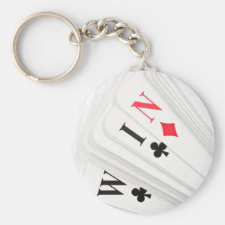 Lucky deal. keychain